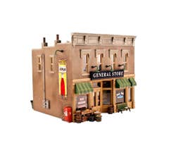 Woodland Scenics BR5841 O Scale Built up Lubener's General Store