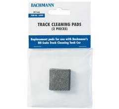 Bachmann #16949 Track Cleaning Replacement Pads - (2/package)