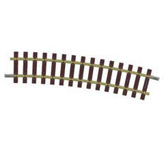 PIKO #35217 R7 Curve Track R=1560mm (61.60in) (1 Piece)