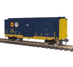 MTH 70-74098 CSX 40' Boxcar Safety Train