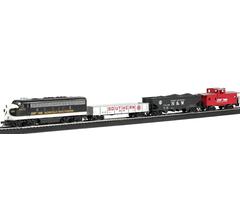 Bachmann #00691 Throughbred N&S Freight Set