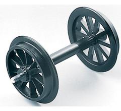 LGB #67301 Spoke Wheel Sets, Plastic, 2 pieces
