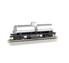 Bachmann #16304 Track Cleaning Car Unlettered - Silver