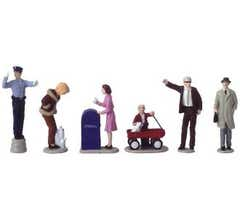 Lionel 6-24122 Lionelville People Pack