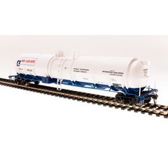 Broadway Limited #6151 Cryogenic Tank Car AIR LIQUIDE (2-pack)