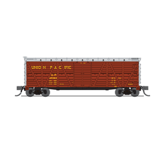 Broadway Limited #6596 UP Stock Car No Sound 2-pack