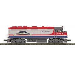 MTH #20-20794-1 Amtrak (Supporting Our Troops) F40PH Diesel Engine With Proto-Sound 3.0