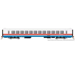 Rapido #25102 Amtrak Turbocoach #184 - Phase III Early