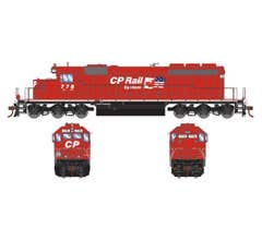 Athearn #72011 SD40-2 CPR/Dual Flags #778