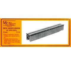 Micro Engineering N #75-150 80' Open Deck Girder Bridge Kit