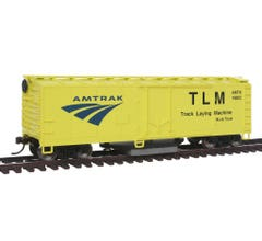 Walthers #931-1480 Track Cleaning Boxcar - Amtrak