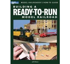 Kalmbach #12429 Building a Ready-to-Run Model Railroad
