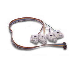 Digitrax #RX4 4-Zone Transponding Receiver Add-on for BDL Series Detectors