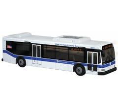 Daron #RT8468 O NYC MTA Plastic 11 Inch Bus