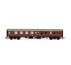 Hornby #R4935 Hogwarts Mk1 BSK Break Coach #99723