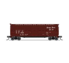 Broadway Limited #6575 NKP Stock Car Hog Sounds