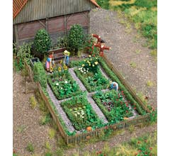 Walthers #949-1110 Vegetable Garden - Kit