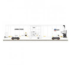 Atlas #50004461 64' Trinity Reefer - UNION PACIFIC (HIGH NUMBERS) #111029