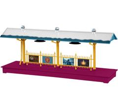 Lionel #1929060 THE POLAR EXPRESS Station Platform