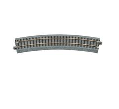 "Blackstone Models #B500200 ProTraxx HOn3 Snap-Track - 4-Pack 480mm (19"") Radius Curved Sections"