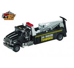Daron #GW9180 Heavy Duty Tow Truck Black 1/50