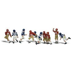Woodland Scenics A2169 Youth Football Players
