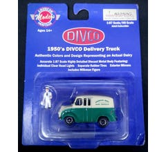 American Heritage Models #87-005 1950s Divco Delivery Truck - Parmelee Bros. Dairy Products