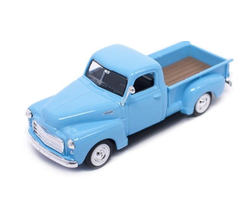 YatMing #94204LTBLUE 1953 Ford F-100 Pick Up 1/43 Light Blue