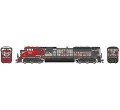 Athearn #G27265 SD90MAC Indiana Railroad #9025