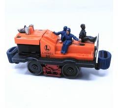 Lionel #50 Lionel Lines Gang Car
