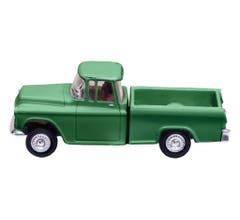 Woodland Scenics #JP5610 Just Plug Green Pickup Truck