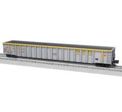 Lionel #2126350 CSX 65' Mill Gondola #491038