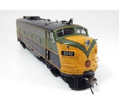 Rapido #220573 FP9A Locomotive w/DCC & Sound - CNR 1954: #6542