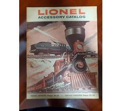 Lionel 1959C2 1959 Accessory Catalog