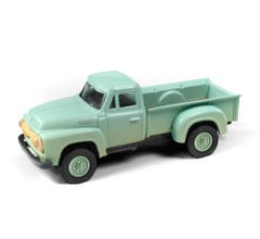 Classic Metal Works #30593 1954 Ford Pickup (Sea Haze Green) (Dirty/Weathered)