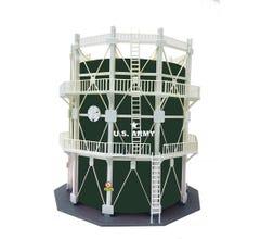Model Power #205 U.S. Army Large Oil Storage Tank Kit