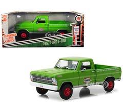 Greenlight #85012 1967 Ford F100 Pickup Truck- Texaco 1:24