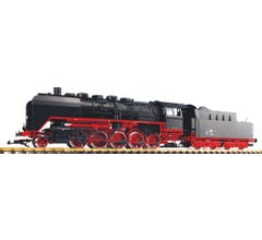 Piko #37245 DRG II BR50 Steam Locomotive w/Smoke/Sound