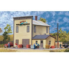 Walthers #933-3654 Wally's Warehouse - Kit