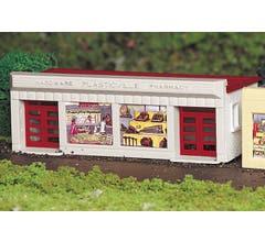 Bachmann #45147 Plasticville U.S.A Hardware Store Kit