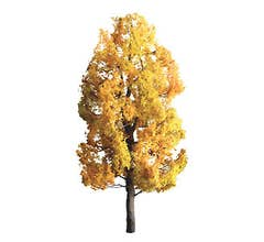 JTT #94371 Sycamore Early Fall Trees - 2'' Tall (4 per packge)