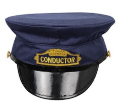 Lionel 9-51016 Polar Express Deluxe Adult Conductor Hat