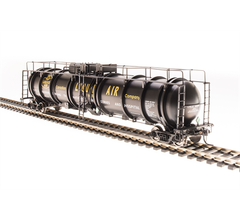 Broadway Limited #3723 Cryogenic Tank Car Canadian Liquid Air Co. 2-pack