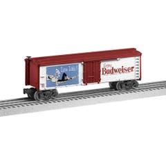 Lionel #2028230 Enjoy Budweiser Reefer #2