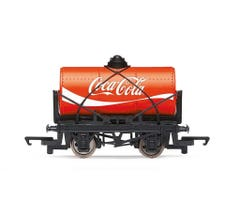 Hornby #R60012 Coca-Cola Small Tank Wagon