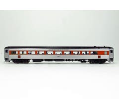 Rapido #17226 8600 Stainless Steel Coach - New Haven McGinnis #8645