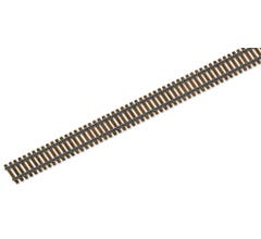 Walthers #948-83001 Code 83 Nickel Silver Flex Track with Wood Ties (5pcs)