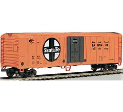 Bachmann #17907 Santa Fe #56252 - 50' Steel Reefer
