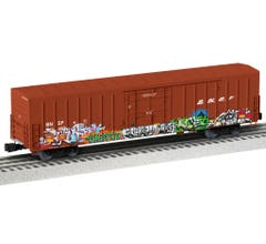 Lionel #2126432 BNSF Beer Car # 782480 (2-sided)