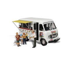 Woodland Scenics AS5338 Ike's Ice Cream Truck